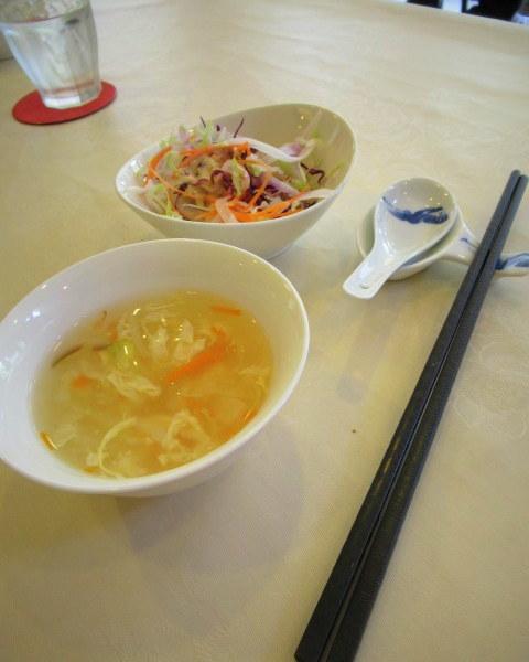 中華料理 清徳 * 豪華な海鮮五目冷麺と麻婆豆腐♪ @北軽井沢_f0236260_02013037.jpg