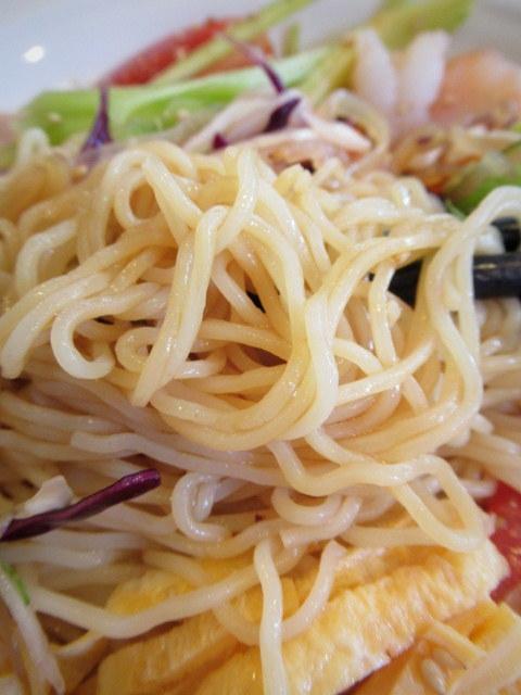 中華料理 清徳 * 豪華な海鮮五目冷麺と麻婆豆腐♪ @北軽井沢_f0236260_02052415.jpg