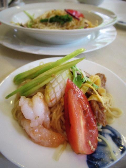 中華料理 清徳 * 豪華な海鮮五目冷麺と麻婆豆腐♪ @北軽井沢_f0236260_02071949.jpg