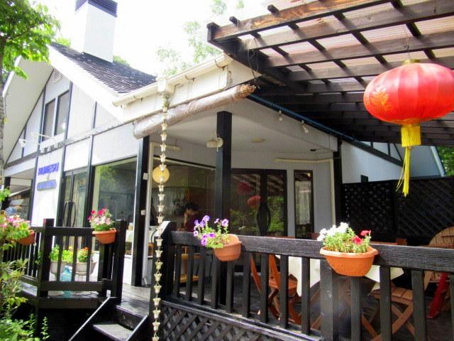 中華料理 清徳 * 豪華な海鮮五目冷麺と麻婆豆腐♪ @北軽井沢_f0236260_02111821.jpg