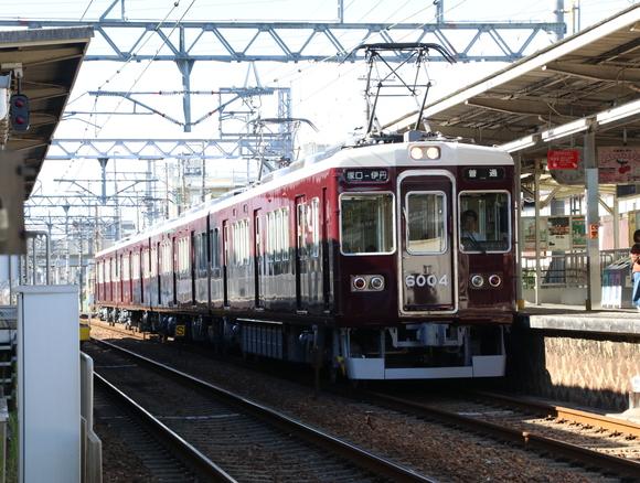 阪急伊丹線 転属! 6004F : 人生...