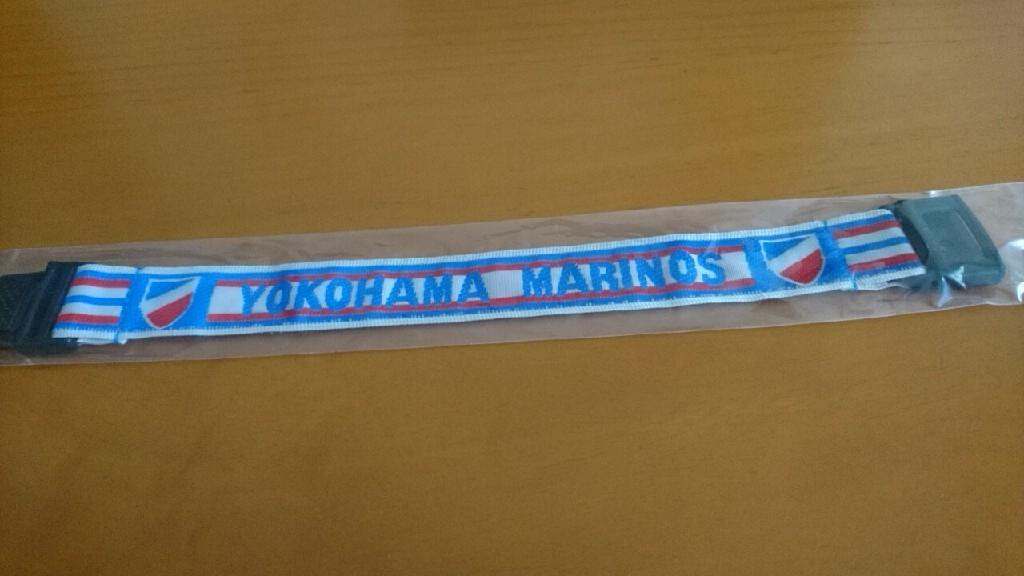 横浜マリノスのミサンガ。劇レア物!_b0106766_12414922.jpg