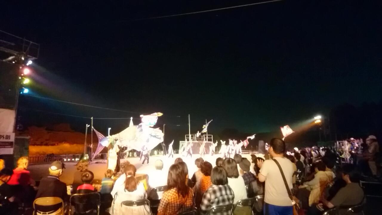 函館野外劇四日目が無事終了!満員御礼!_b0106766_22173096.jpg