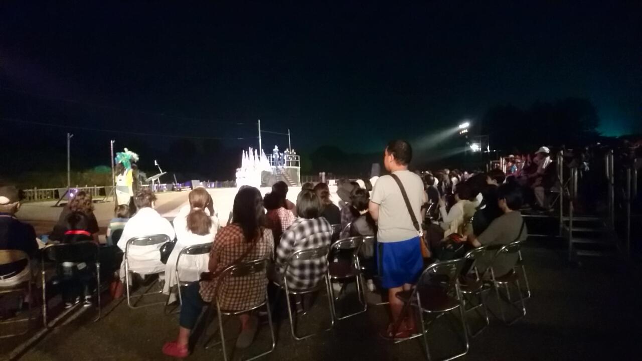 函館野外劇四日目が無事終了!満員御礼!_b0106766_22173174.jpg