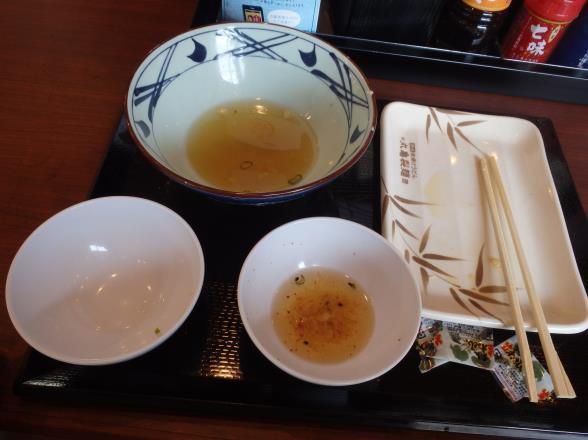 丸亀製麺          西宮前浜店_c0118393_13015493.jpg