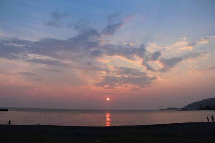 真夏の夕暮れ_d0150720_10465279.jpg