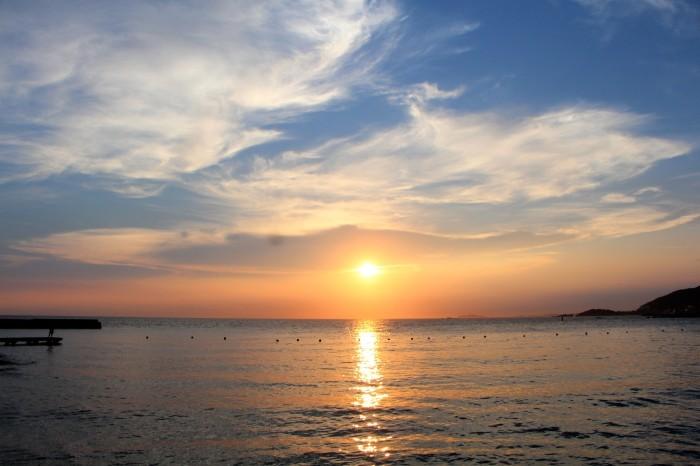 真夏の夕暮れ_d0150720_10473776.jpg