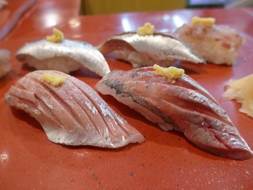 金沢「金沢まいもん寿司」へ行く。_f0232060_17454197.jpg