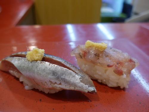 金沢「金沢まいもん寿司」へ行く。_f0232060_17455589.jpg