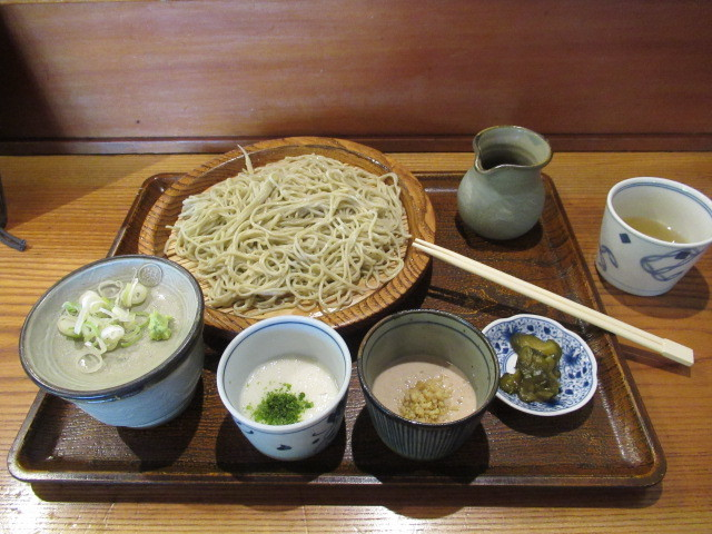 蕎麦処 ささくら*そば三昧 /「らしく」 ダイニングキッチン・NEW OPEN!_f0236260_04404138.jpg