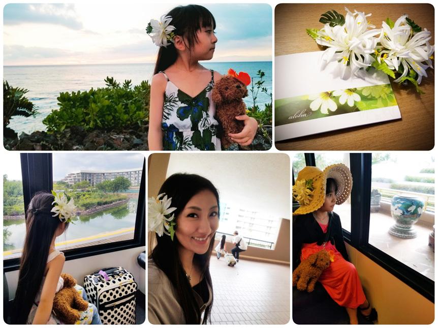Hawaii…♡6♡ (帰り。空港で卒業生chanに☆)_d0224894_16145084.jpg