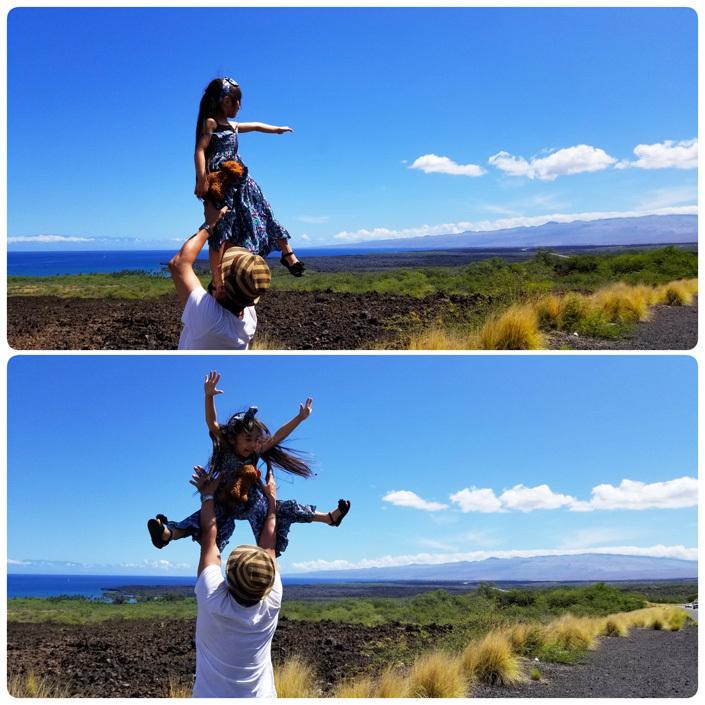 Hawaii…♡6♡ (帰り。空港で卒業生chanに☆)_d0224894_18304320.jpg
