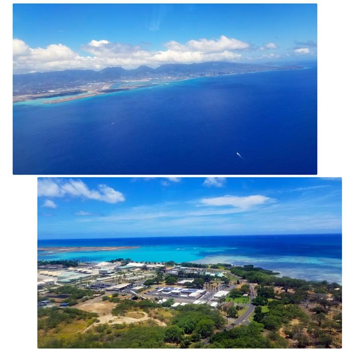 Hawaii…♡6♡ (帰り。空港で卒業生chanに☆)_d0224894_20010749.jpg