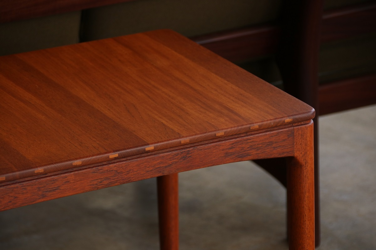 『新潟市S様邸へ Solid Side Table(Teak)』_c0211307_01405110.jpg