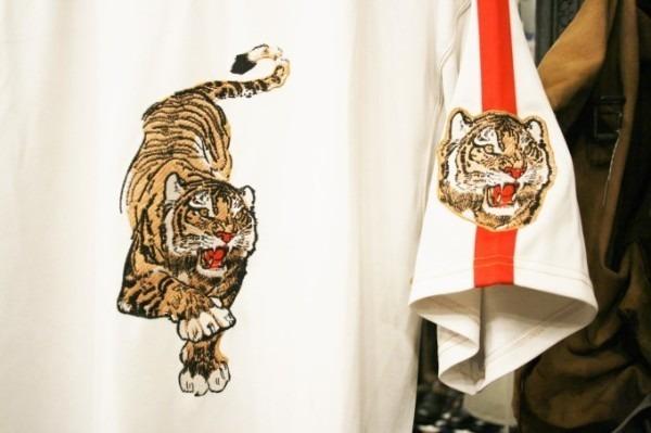 先日の休日 入荷Tシャツ、半袖シャツ_f0180307_02144815.jpg