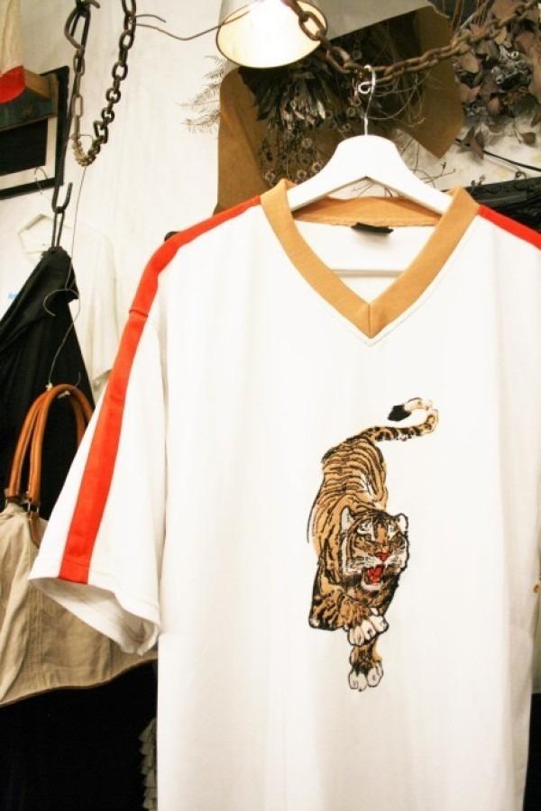 先日の休日 入荷Tシャツ、半袖シャツ_f0180307_02144968.jpg
