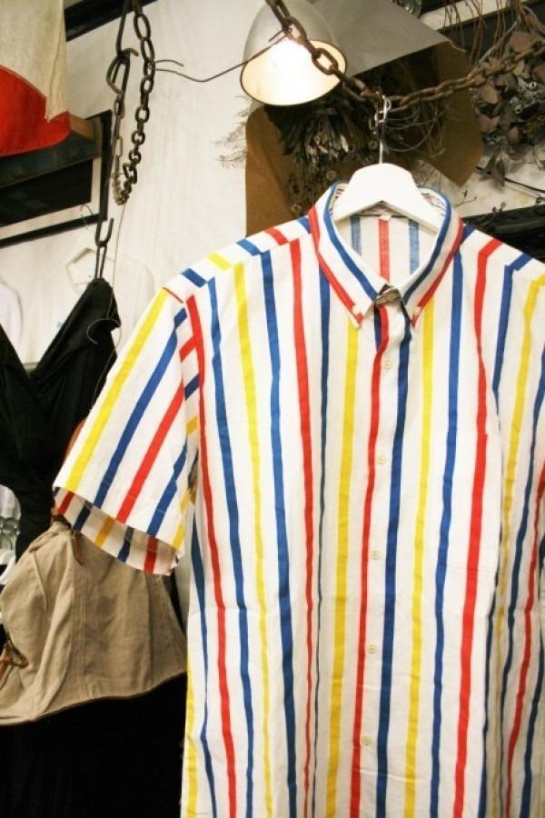 先日の休日 入荷Tシャツ、半袖シャツ_f0180307_02315970.jpg