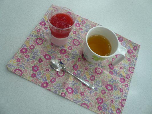 7/22 誕生会喫茶_a0154110_13562258.jpg