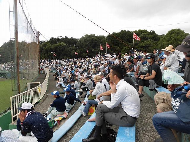 初の夏のシード校・吉原高校野球部は、ベスト16まで勝ち上がったが…_f0141310_07473729.jpg