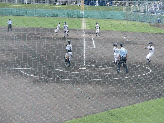 初の夏のシード校・吉原高校野球部は、ベスト16まで勝ち上がったが…_f0141310_07491120.jpg