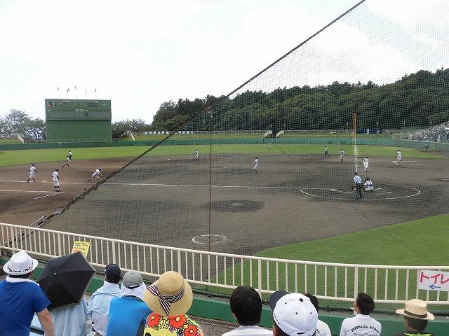 初の夏のシード校・吉原高校野球部は、ベスト16まで勝ち上がったが…_f0141310_07491862.jpg