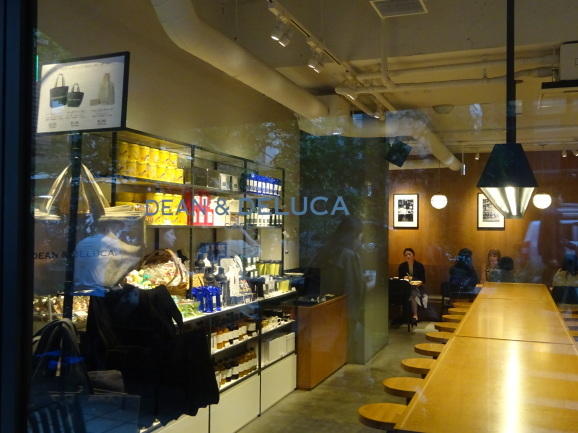 DEAN&DELUCAでお茶@麻布十番_e0230011_17394866.jpg