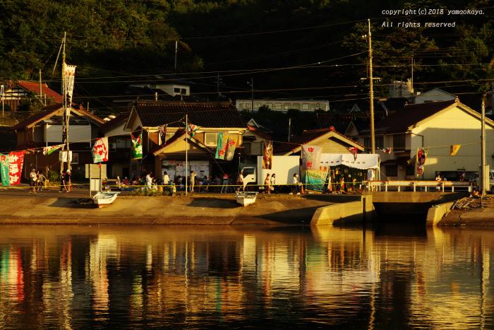 浜辺の町の祭り_d0309612_00402817.jpg