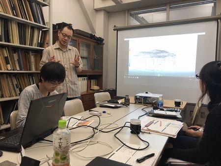 東京大学へ(ドクターXプロジェクト)_a0059217_13425435.jpg