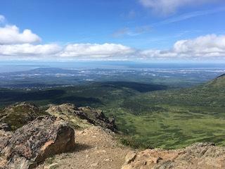 O\'Malley Peak  オマリーピーク_b0135948_18482479.jpg