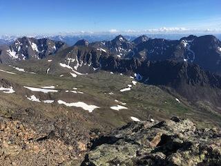 O\'Malley Peak  オマリーピーク_b0135948_19044568.jpg