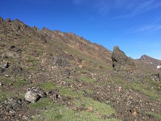 O\'Malley Peak  オマリーピーク_b0135948_19121553.jpg