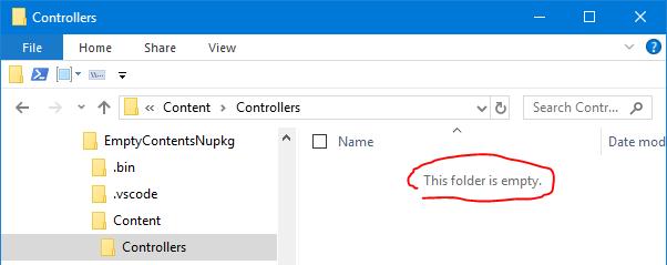 空のフォルダをコンテンツに含む NuGet パッケージのソースコードを Git でバージョン管理する_d0079457_22213924.png
