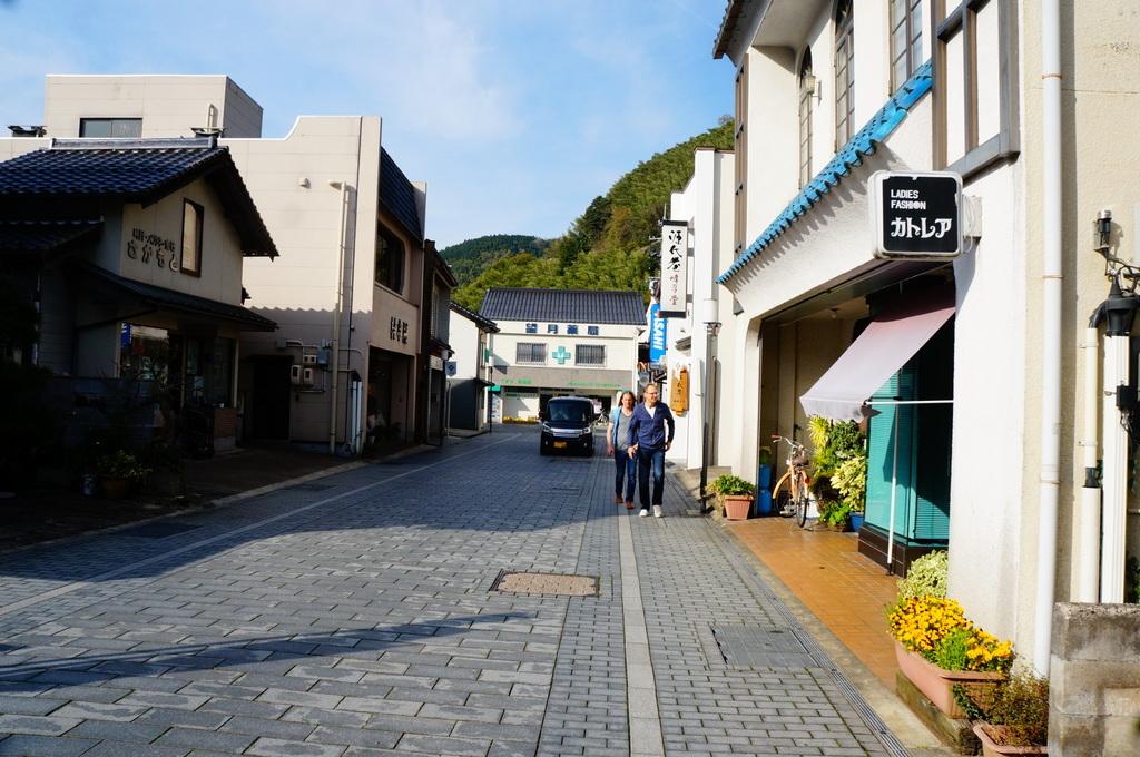 夕方の津和野街歩き_c0180686_17194349.jpg
