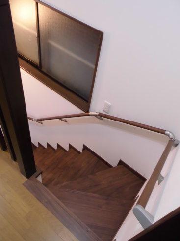 階段リフォーム_e0190287_21512799.jpg