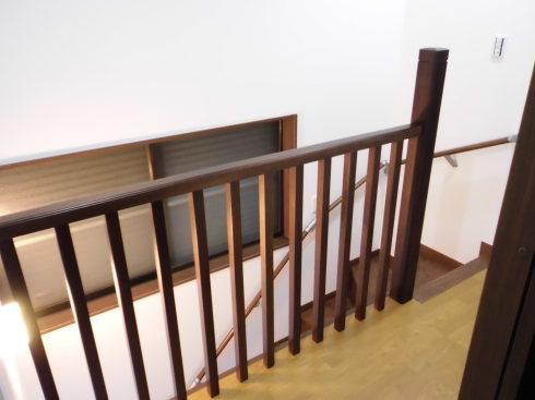 階段リフォーム_e0190287_21524307.jpg