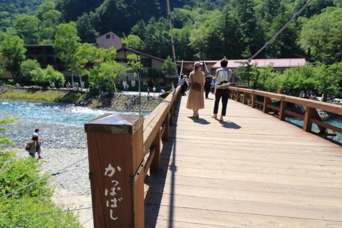 【上高地/河童橋】長野合宿 - 6 -_f0348831_22551947.jpg