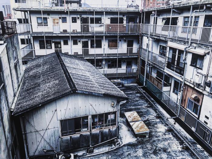 柳市場(北九州市門司区柳町) / iPhone 8_c0334533_22072811.jpg