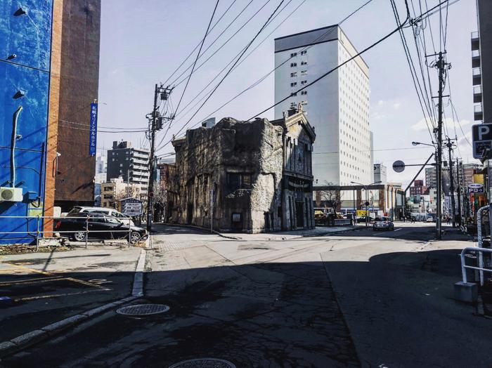 札幌市中央区南9条西 / iPhone 8_c0334533_23491037.jpg
