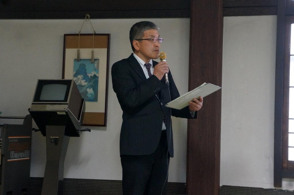 津和野下森町長主催、ミッテ区代表団レセプション_c0180686_23103005.jpg