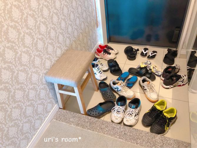 狭いマンション玄関!ときめくお掃除アイテムを選んでみたヽ(´▽`)/_a0341288_21495734.jpg