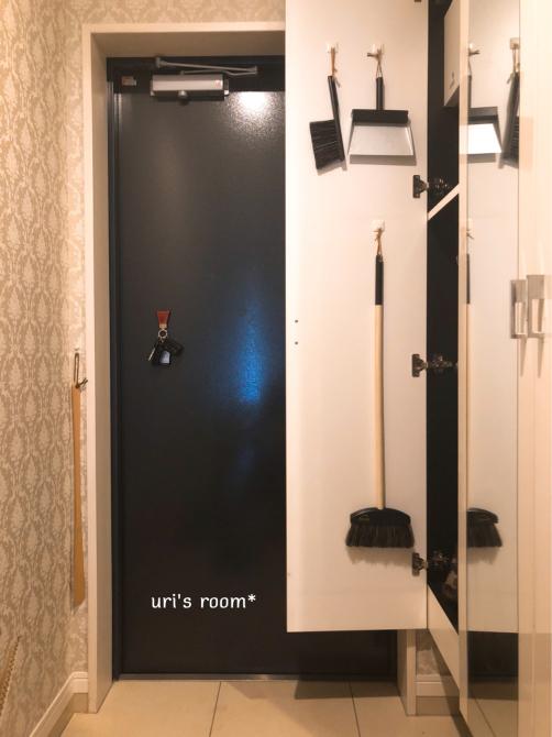 狭いマンション玄関!ときめくお掃除アイテムを選んでみたヽ(´▽`)/_a0341288_22185899.jpg