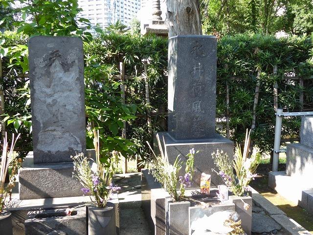 雑司ヶ谷霊園巡りと宣教師館♪ 有名な人のお墓見てきたよ~♪_b0287088_21523727.jpg