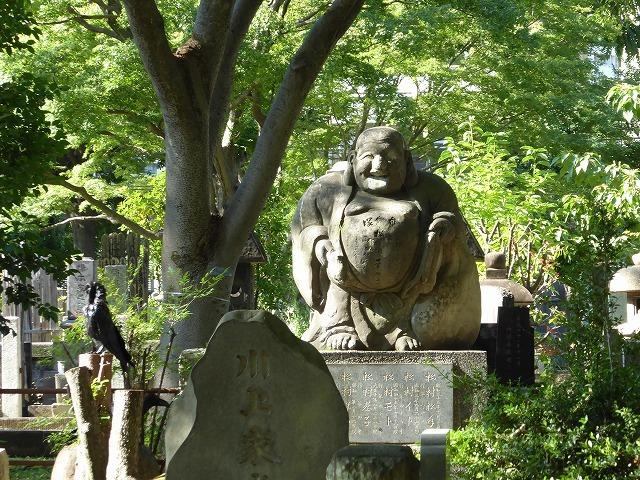 雑司ヶ谷霊園巡りと宣教師館♪ 有名な人のお墓見てきたよ~♪_b0287088_21545160.jpg