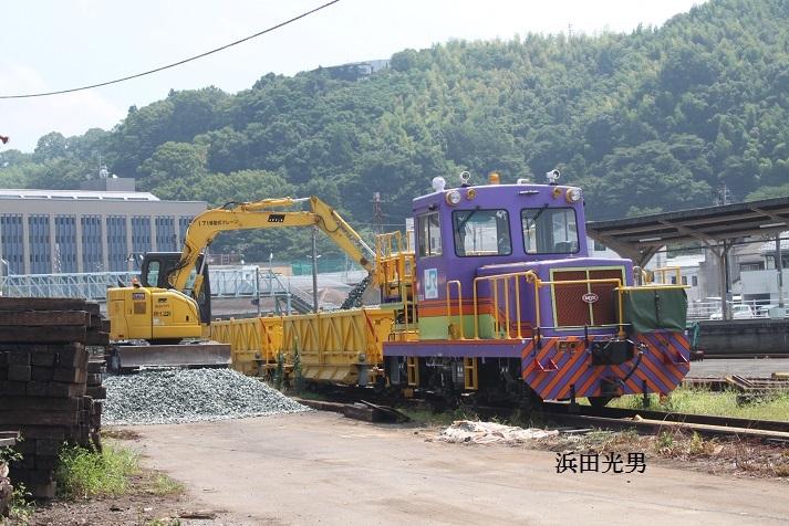 ○JR四国 宇和島の列車の様子_f0111289_21592688.jpg