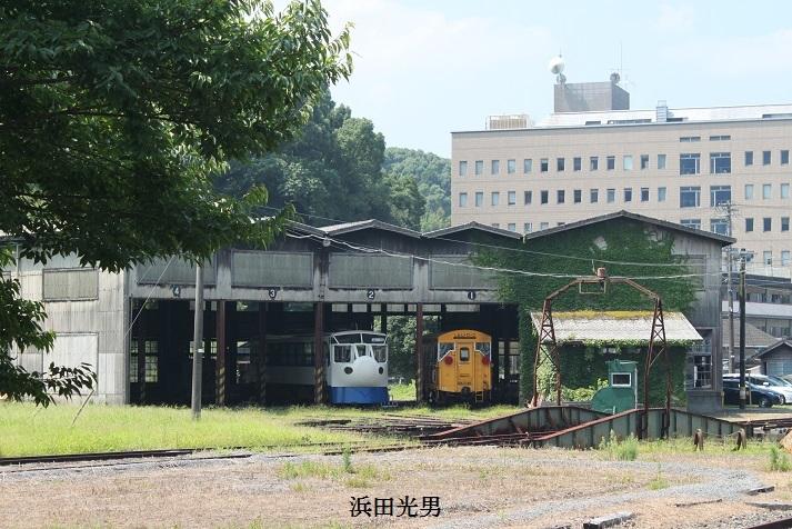 ○JR四国 宇和島の列車の様子_f0111289_21595903.jpg