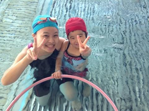 夏休み短期水泳教室 第1期が始まりました♪_b0286596_13141514.jpg