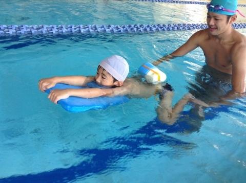 夏休み短期水泳教室 第1期が始まりました♪_b0286596_13144830.jpg