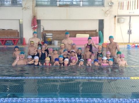 夏休み短期水泳教室 第1期が始まりました♪_b0286596_13155708.jpg