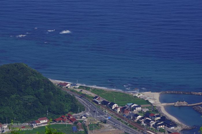 青い海が広がる_d0309612_23212333.jpg