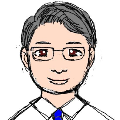 似顔絵名刺の似顔絵とロゴ_a0040621_16033414.png